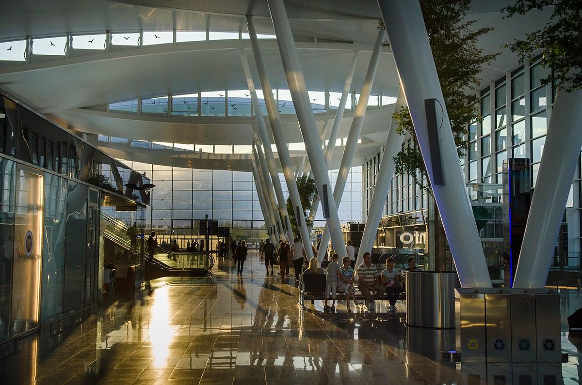 Airport Wrocław - Port lotniczy we Wrocławiu